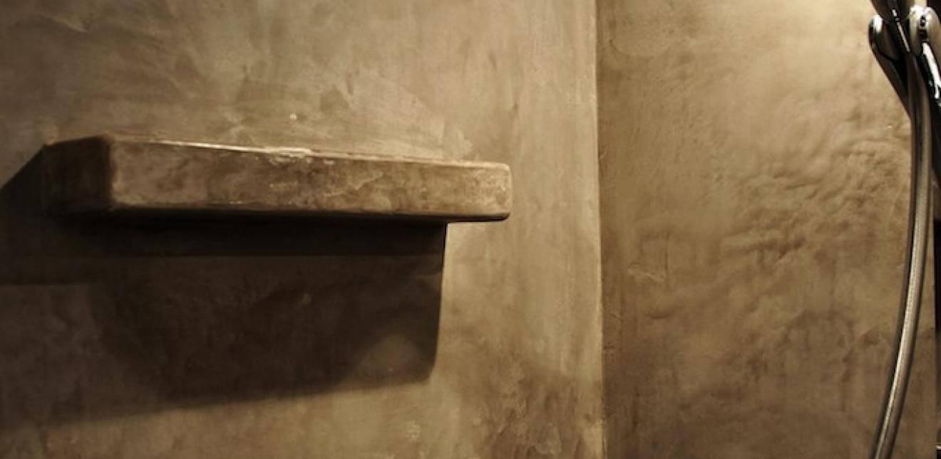 tadelakt sur murs