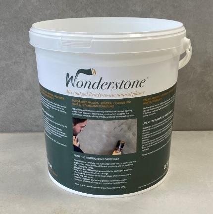 Wonderstone enduit à l'argile prêt à l'emploi