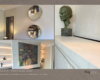 Claystone © Private house, Uccle